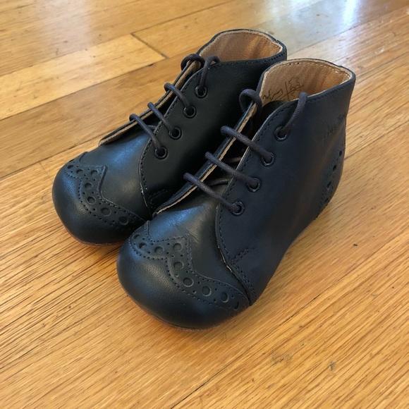 best service 4de47 7bbb7 Gusella Gusellino Italian Leather Shoes (euro 20)